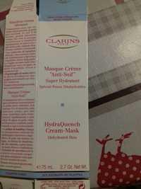 Clarins - Masque crème anti-soif