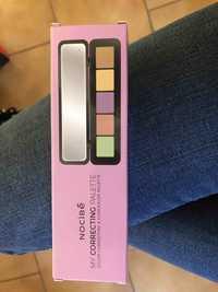 NOCIBÉ - My correcting palette - Color correcting & concealer palette