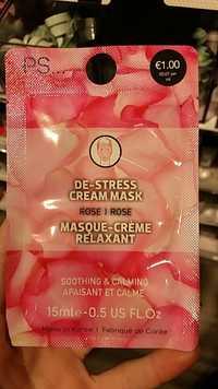 Primark - Rose - Masque-crème relaxant