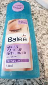 Balea - Augen make-up entferner mit aloe vera
