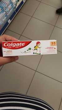 COLGATE - Dentifrice anti-caries au fluor 3-5 ans