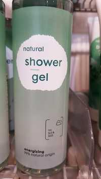 HEMA - Natural shower gel energizing