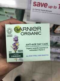 Garnier - Organic - Anti-âge day care