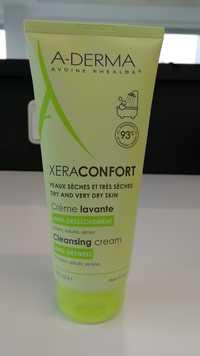 A-Derma - Xeraconfort - Crème lavante anti-dessèchement