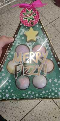 MERRY FIZZY - Happy bath bombs