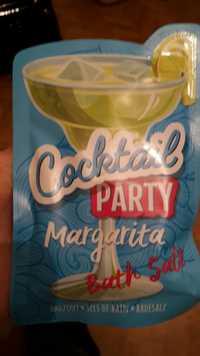 MAXBRANDS - Cocktail party - Margarita- Sels de bain