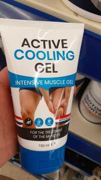 MASCOT EUROPE BV - Active cooling - Intensive muscle gel