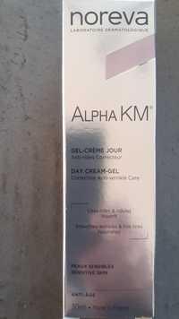 NOREVA - Alpha KM - Gel-crème jour