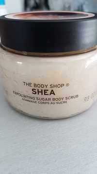 THE BODY SHOP - Shea - Gommage corps au sucre