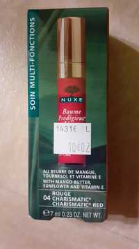 NUXE - Baume prodigieux rouge 04 charismatic