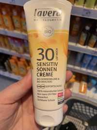 LAVERA - Sensitiv sonnen creme LSF 30 hoch bio
