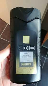 AXE - Swag fresh - Gold body wash
