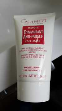 Guinot - Masque dynamisant anti-fatigue
