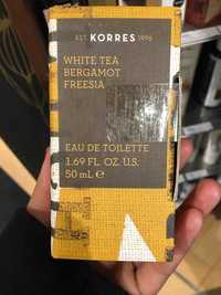 KORRES - White Tea Bergamot Freesia - Eau de toilette