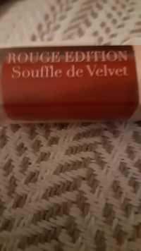 BOURJOIS - Souffle de velvet - Rouge édition