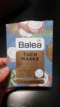 Balea - Tuch maske calm coco