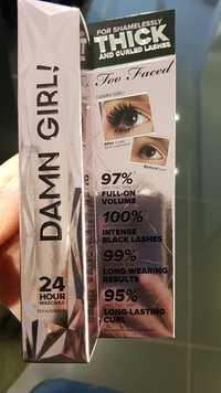TOO FACED - Damn girl! - Mascara
