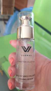 Verway - Gold infused collagen - Firming serum