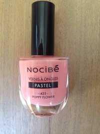 NOCIBÉ - Pastel - Vernis à ongles 423 poppy flower