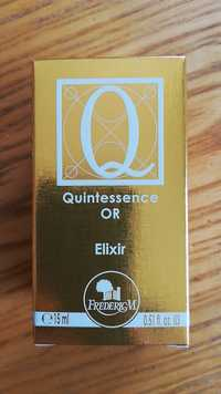 Frederic M - Quintessence Or - Elixir