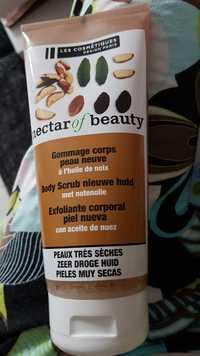 LES COSMÉTIQUES DESIGN PARIS - Nectar of beauty - Gommage corps peau neuve