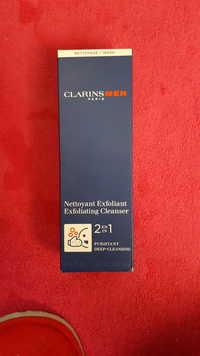 CLARINS - Nettoyant exfoliant