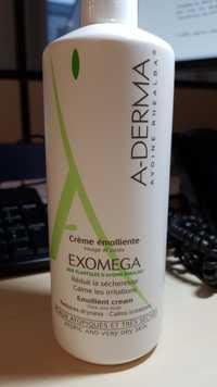 A-DERMA - Exomega Crème émolliente