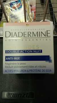 DIADERMINE - Anti-rides double action nuit anti-âge