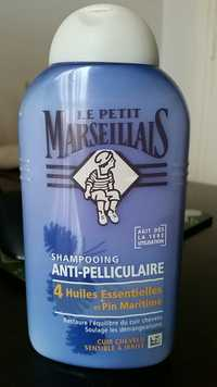 Le petit marseillais - Shampooing anti-pelliculaire cuir chevelu sensible à irrité