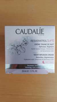 CAUDALIE - Resveratrol lift - Crème tisane de nuit