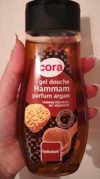 composition cora gel douche hydratant hammam parfum argan ufc que choisir. Black Bedroom Furniture Sets. Home Design Ideas