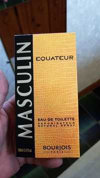 Composition Bourjois Masculin Equateur Eau De Toilette Spray Ufc Que Choisir