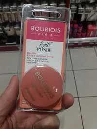 Bourjois - Blush effet bonne mine 54 rose frisson