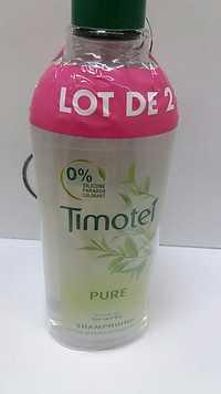 Timotei - Pure - Shampooing à l'extrait de thé verte bio