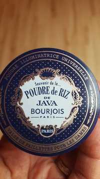 Bourjois - Souvenir de la... Poudre de Riz de Java