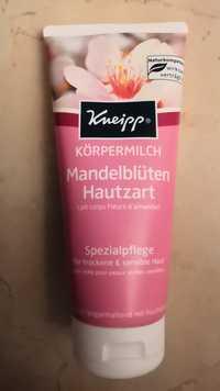 Kneipp - Lait corps fleurs d'amandier