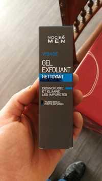NOCIBÉ - Men - Gel exfoliant nettoyant visage