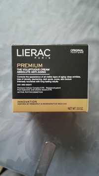 Liérac - Premium - The voluptuous cream Absolute anti-aging