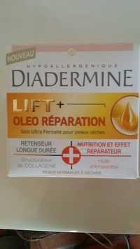 DIADERMINE - Lift + Oleo réparation - Soin ultra fermeté pour peaux sèches
