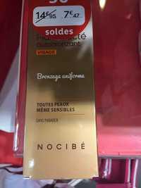 NOCIBÉ - Fluide lacté - Autobronzant