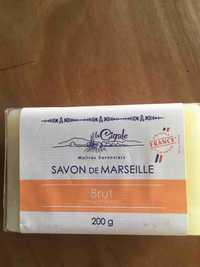 LA CIGALE - Savon de Marseille brut