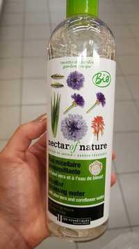 LES COSMÉTIQUES DESIGN PARIS - Nectar of nature - Eau micellaire démaquillante