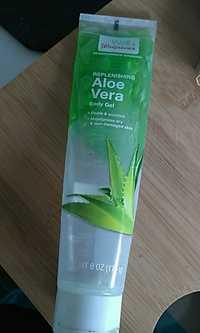 WALGREENS - Aloe Vera - Body gel