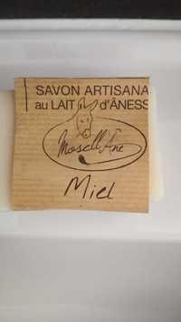 MOSELL'ÂNE - Miel - Savon artisanal au lait d'ânesse