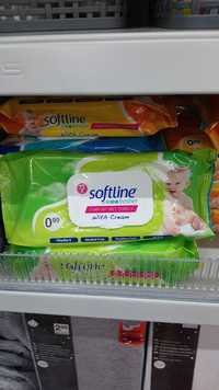 Softline - Fresher - Comfort wet towels with cream