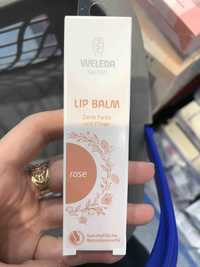 Weleda - Lip balm - Rose