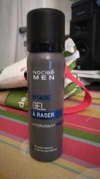 NOCIBÉ - Men - Gel à raser hydratant visage