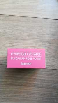 Heimish - Hydrogel eye patch - Bulgarian rose water