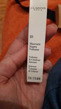 Clarins - Volume & couleur intense - Mascara