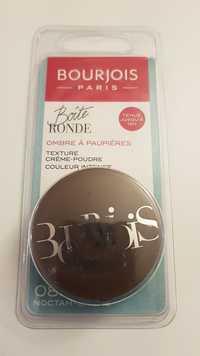 Bourjois - Boîte ronde - Ombre à paupières